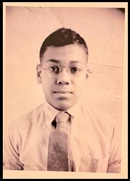 Lloyd, 5th grade, 1941 Dudley School
